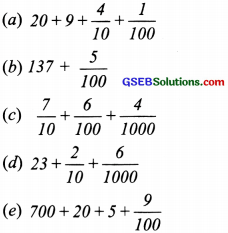 GSEB Solutions Class 6 Maths Chapter 8 Decimals Ex 8.2 img 9
