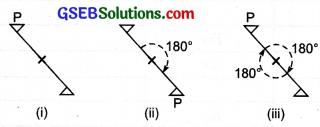 GSEB Solutions Class 7 Maths Chapter 14 Symmetry Ex 14.2 3