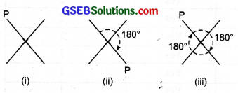 GSEB Solutions Class 7 Maths Chapter 14 Symmetry Ex 14.2 4