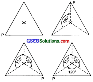 GSEB Solutions Class 7 Maths Chapter 14 Symmetry Ex 14.3 3