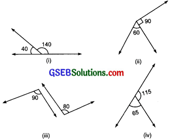 GSEB Solutions Class 7 Maths Chapter 5 Lines and Angles InText Questions 9