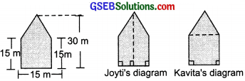 GSEB Solutions Class 8 Maths Chapter 11 Mensuration Ex 11.2 img 6