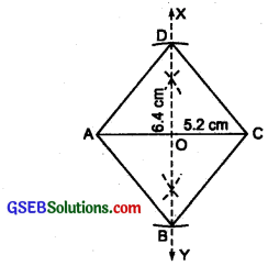 GSEB Solutions Class 8 Maths Chapter 4 Practical Geometry Ex 4.5 img 2