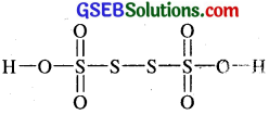 GSEB Solutions Class 11 Chemistry Chapter 8 Redox Reactions 2