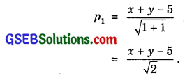 GSEB Solutions Class 11 Maths Chapter 10 Straight Lines Miscellaneous Exercise img 21