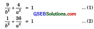 GSEB Solutions Class 11 Maths Chapter 11 Conic Sections Ex 11.3 img 1