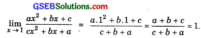 GSEB Solutions Class 11 Maths Chapter 13 Limits and Derivatives Ex 13.1 img 6