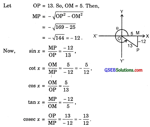 GSEB Solutions Class 11 Maths Chapter 3 Trigonometric Functions Ex 3.2 img 4