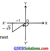 GSEB Solutions Class 11 Maths Chapter 5 Complex Numbers and Quadratic Equations Ex 5.2 img 1