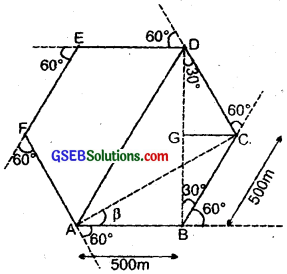 GSEB Solutions Class 11 Physics Chapter 4 Motion in a Plane img 5