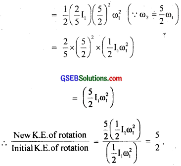 GSEB Solutions Class 11 Physics Chapter 7 System of Particles and Rotational Motion img 19