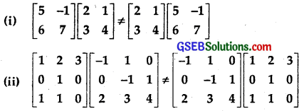 GSEB Solutions Class 12 Maths Chapter 3 Matrices Ex 3.2 12