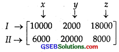 GSEB Solutions Class 12 Maths Chapter 3 Matrices Miscellaneous Exercise 12