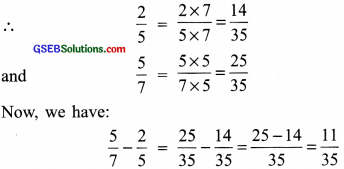 GSEB Solutions Class 6 Maths Chapter 7 Fractions InText Questions img 24
