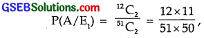 GSEB Solutions Class 12 Maths Chapter 13 Probability Ex 13.3 img 12