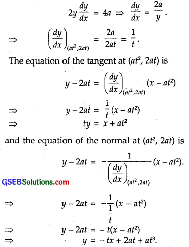 GSEB Solutions Class 12 Maths Chapter 6 Application of Derivatives Ex 6.3 13