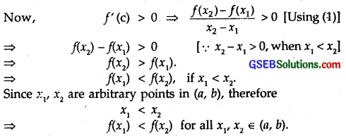 GSEB Solutions Class 12 Maths Chapter 6 Application of Derivatives Miscellaneous Exercise 20