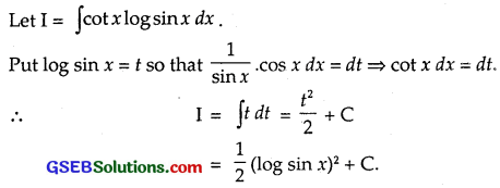 GSEB Solutions Class 12 Maths Chapter 7 Integrals Ex 7.2 img 28