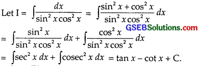 GSEB Solutions Class 12 Maths Chapter 7 Integrals Ex 7.2 img 38