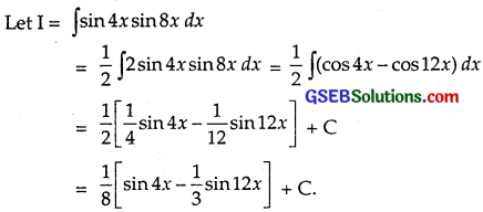 GSEB Solutions Class 12 Maths Chapter 7 Integrals Ex 7.3 img 7