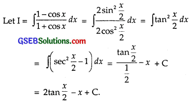 GSEB Solutions Class 12 Maths Chapter 7 Integrals Ex 7.3 img 8
