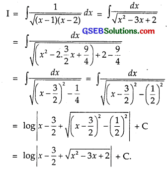 GSEB Solutions Class 12 Maths Chapter 7 Integrals Ex 7.4 img 13