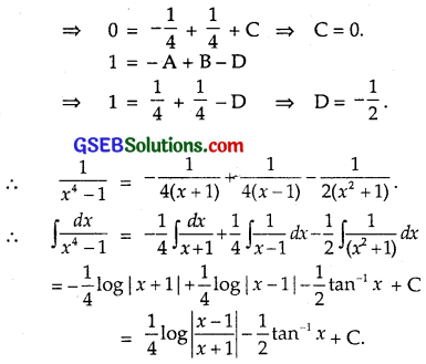 GSEB Solutions Class 12 Maths Chapter 7 Integrals Ex 7.5 img 18