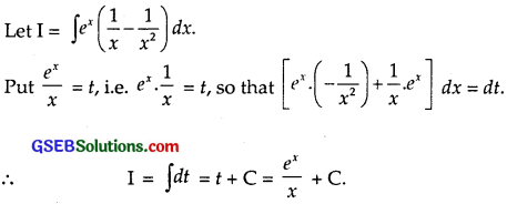 GSEB Solutions Class 12 Maths Chapter 7 Integrals Ex 7.6 img 21