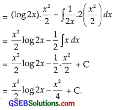 GSEB Solutions Class 12 Maths Chapter 7 Integrals Ex 7.6 img 5