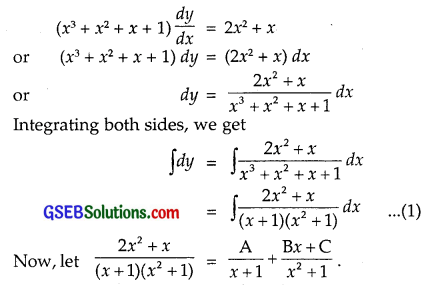 GSEB Solutions Class 12 Maths Chapter 9 Differential Equations Ex 9.4 img 4