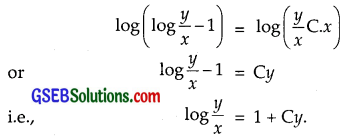GSEB Solutions Class 12 Maths Chapter 9 Differential Equations Ex 9.5 img 39