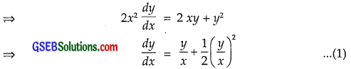 GSEB Solutions Class 12 Maths Chapter 9 Differential Equations Ex 9.5 img 52