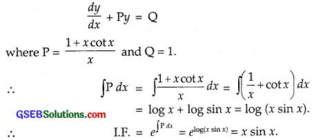 GSEB Solutions Class 12 Maths Chapter 9 Differential Equations Ex 9.6 img 12