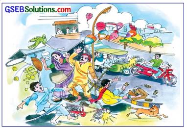 GSEB Solutions Class 7 Hindi Chapter 1 चित्र के संग-संग 2