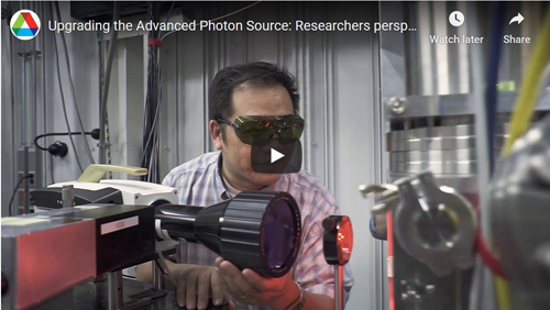 Upgrading the Advanced Photon Source: Researchers Perspectives