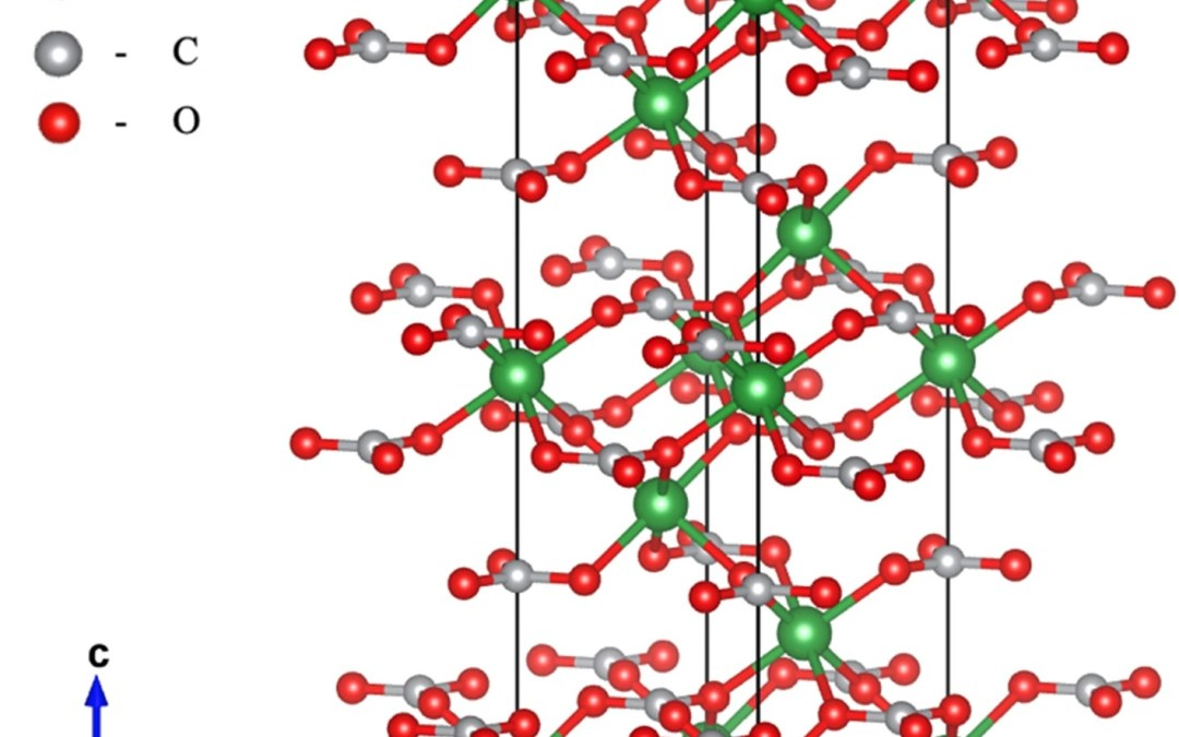 An X-ray Diffraction and Raman Spectroscopic Study of the High-Pressure Behavior of Gaspéite (Ni0.73Mg0.27CO3)