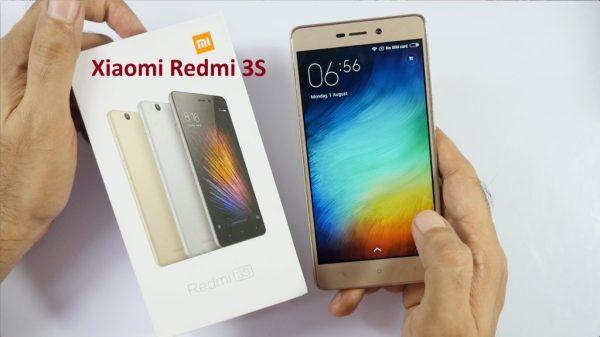 Xiaomi Redmi 3S Specs and Price in India - GSE Mobiles