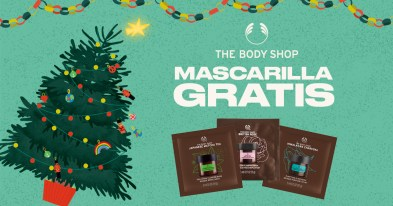 The Body Shop Mascarillas