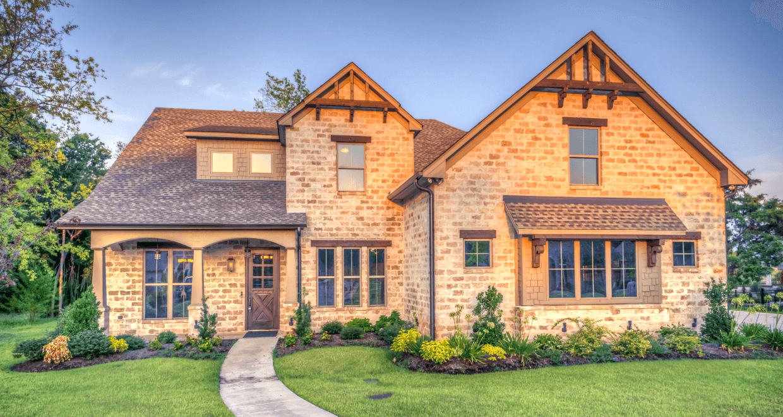 Choosing Garage Door Colors on a Brick House on Garage Colors  id=54797
