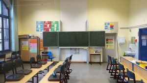 Klassensaal 22