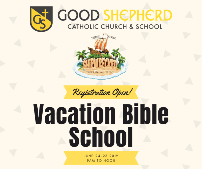 Vacation Bible School FB Photo