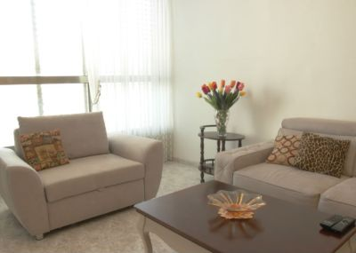 Rishon Lezion Apartment -Salon