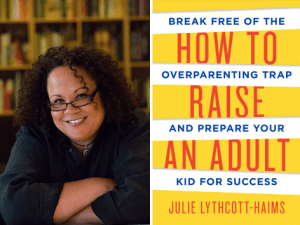 New book by former Stanford Dean of Freshmen Julie Lythcott-Haims