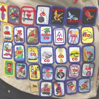 Vest1 labels