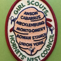 Hornets Nest Patch