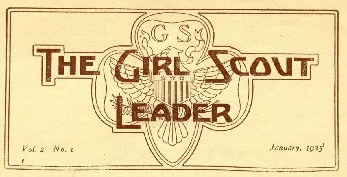 title block gsl 1925 01 january 2
