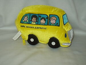yellow express bus