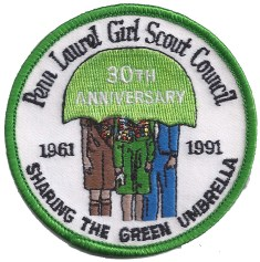 girl Scout government, Girl Scout History Project