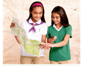 New Girl Scout uniform options for Juniors