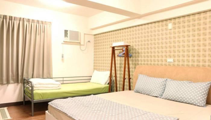 台北住宿-Room 88_Zhongxiao Dunhua